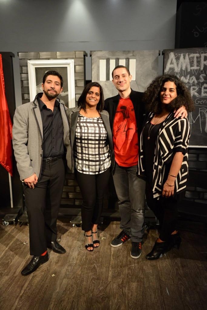 Producers:  Wesam Nassar, Samira Idroos, Omar Offendum, Susu Attar
