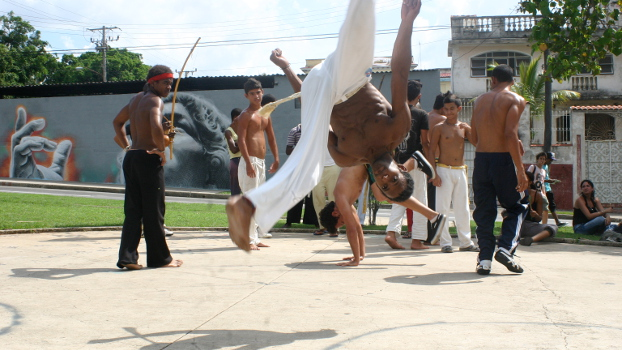 Capoeida-Cuba
