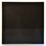 Rael Jero Salley_Black Neighborhood_2013 Acrylic on Canvas 40x40cm