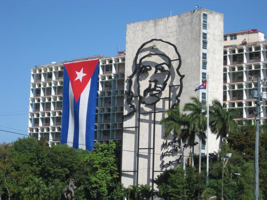 """""""Plaza de la Revolución"""" - Photo credit: Annie Gibson"""
