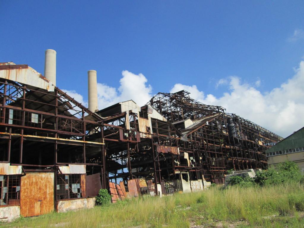 """Hershey Sugar Factory"" - Photo credit: Annie Gibson"