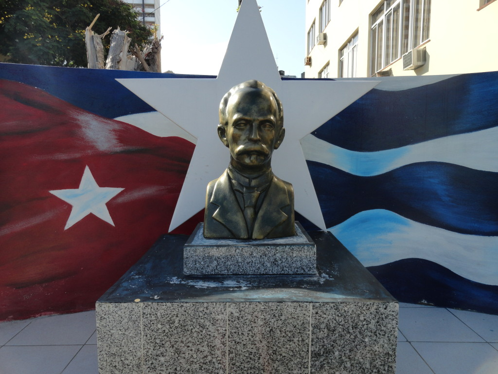 """Jose Marti"" - Photo credit: Annie Gibson"