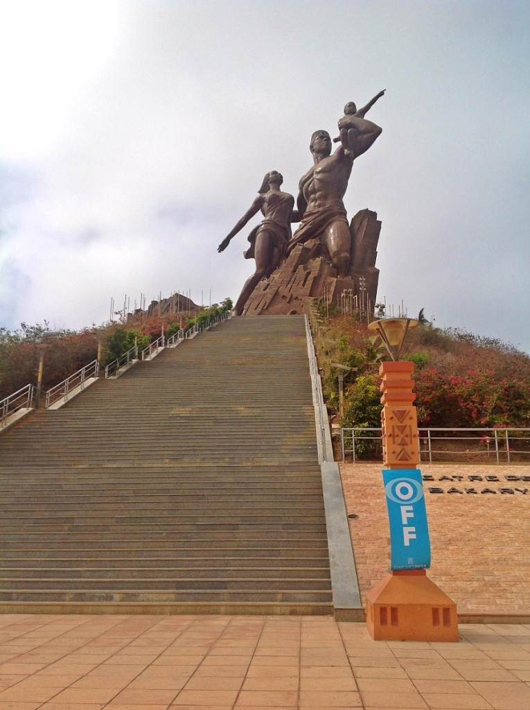 African Renaissance Monument - Photo by Author