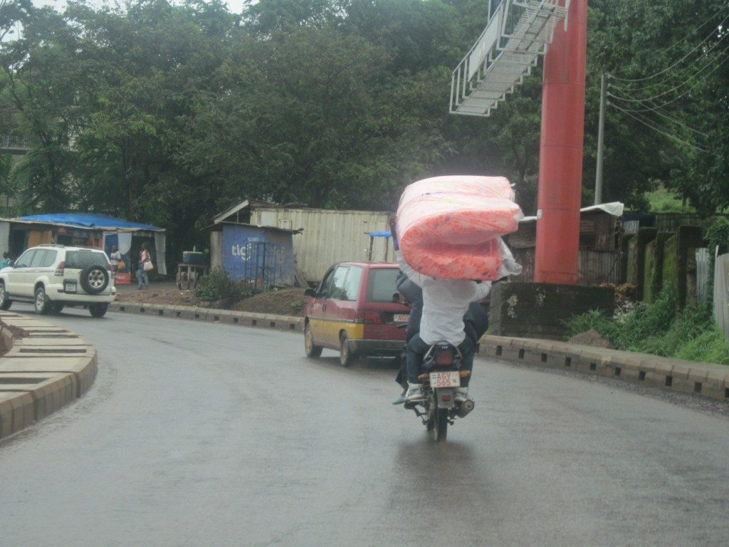 Ingenuity  -- Freetown, Sierra Leone, July 2012.