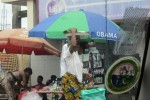 On Umbrellas… -- Lumley Market, Freetown Sierra Leone, July 2015
